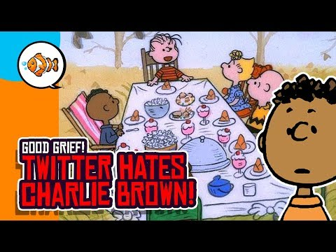 Charlie Brown Christmas Racist.A Charlie Brown Thanksgiving Outrages Twitter Youtube