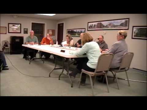 Goodrich Village Council - December 12, 2016