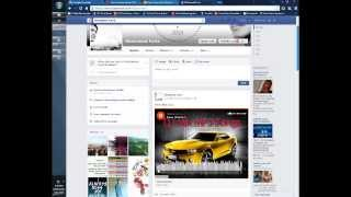 Gambar cover How to use/share/upload mp3 song to Facebook