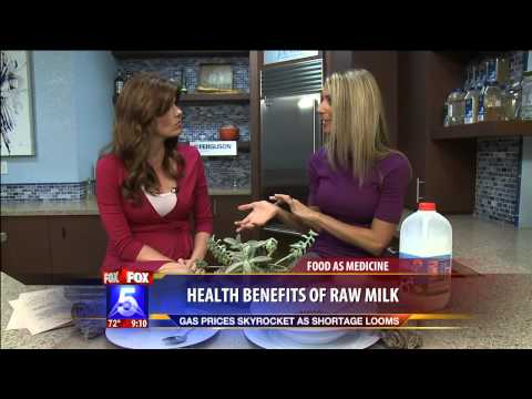 The Healing Power of RAW MILK for Immune and Digestive Issues