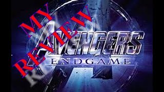 My review of Avengers Endgame - Where the Rat Saves the Day.