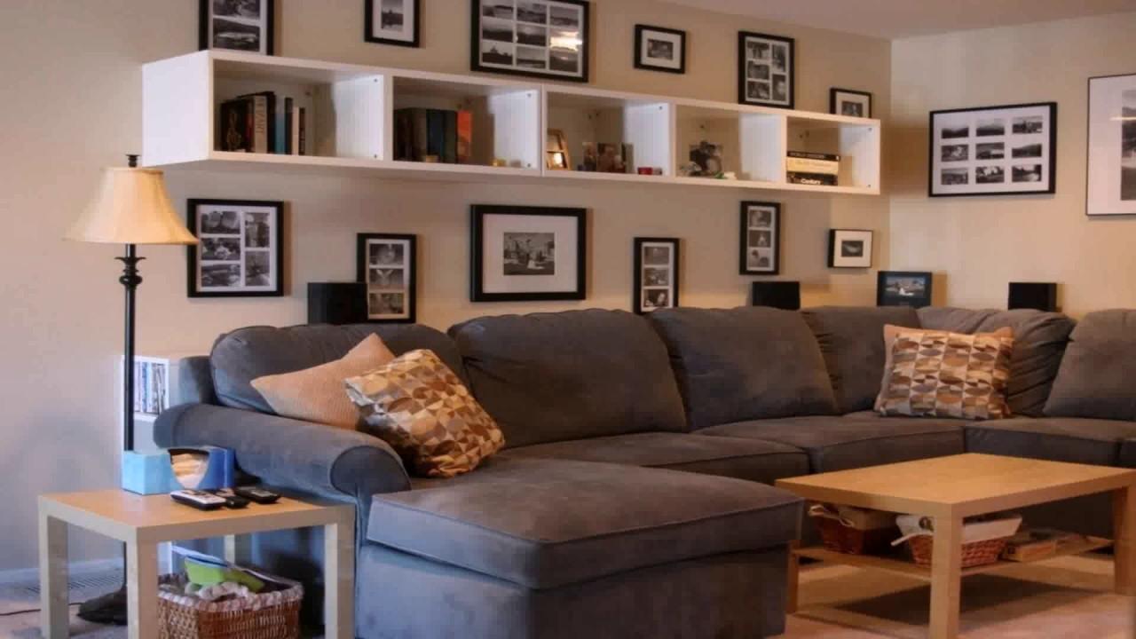 diy shelving ideas for living room youtube rh youtube com Floating Shelf for Living Room Ideas Floating Shelf for Living Room Ideas