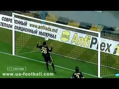 Шериф - Динамо Киев 2:0. Нарезка опасных моментов