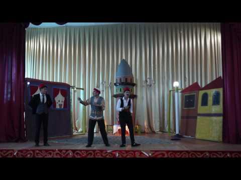 Türk Dünyası Öğrencileri Tiyatro Gösterisi - Ayyar Hamza