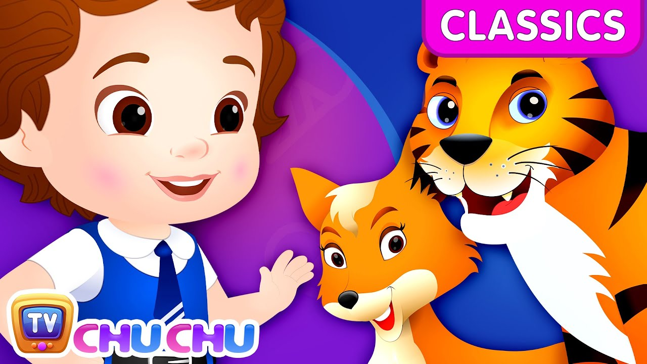 ChuChu TV Classic - Going to the Forest Song - ChuChu TV Nursery Rhymes and Kids Songs