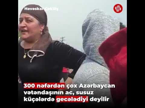 О ситуации на российско азербайджанской границе. 23 мая 2020 года