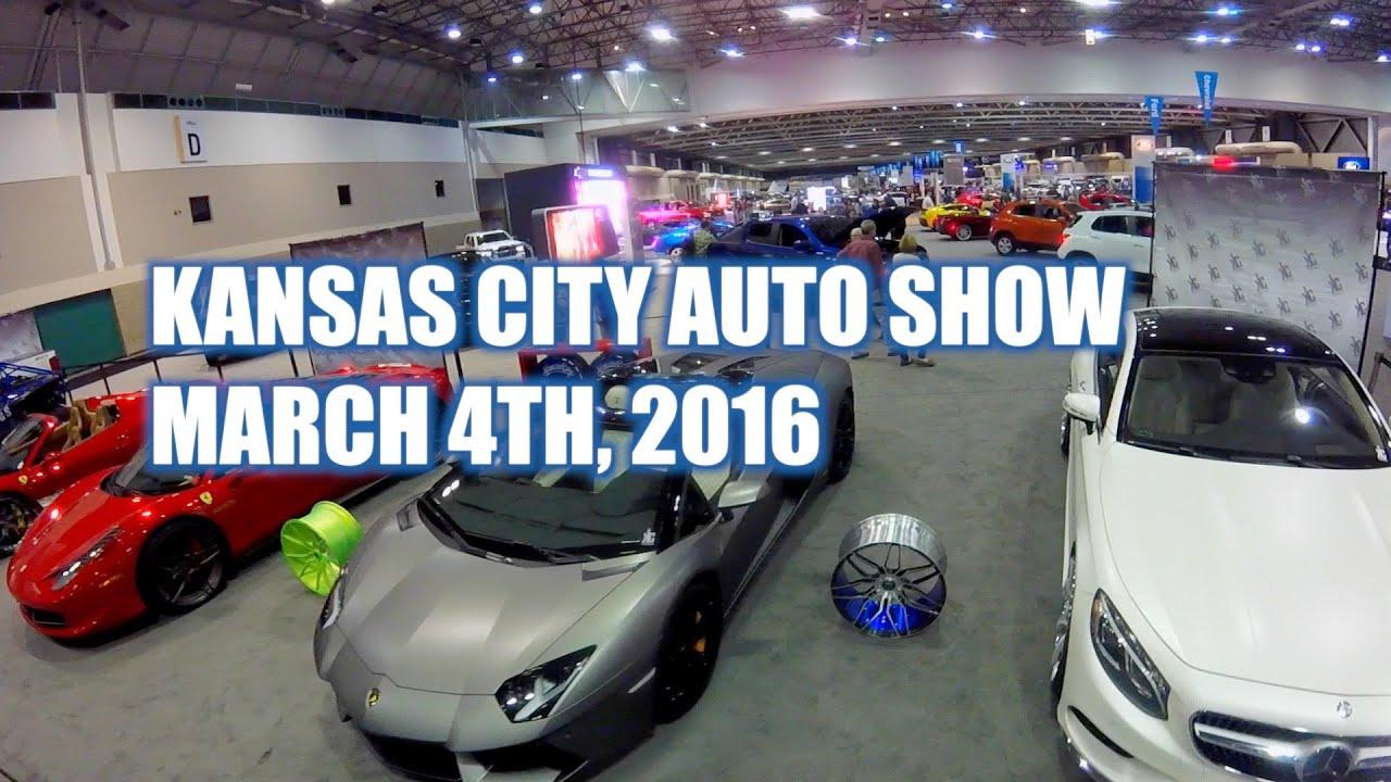 KC Auto Show YouTube - Car show kc