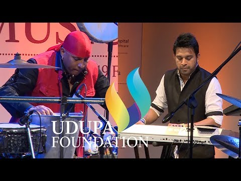 Drums Sivamani Solo - Udupa Music Festival