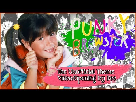 Tracy Lynn - Punky Brewster Reboot Set To Debut On NBCUniversals Streaming Service!