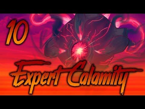 Terraria - Expert Calamity [NL] Ep.10 (Aerospec Armor!)
