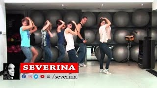 SEVERINA FEAT. FM - ITALIANA - KOREOGRAFIJA