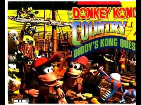 Donkey kong country - king k.rool soundtrack
