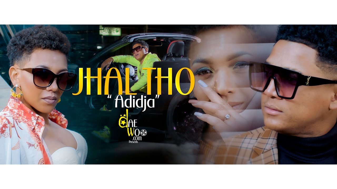 Jhal Tho - Adidja (by_daewoo_2k20)