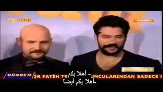 Burak Özçivit Güvercin Uçuverdi Gala   UçankuşTV 25 03 2015
