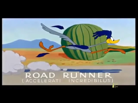 Best of Coyote and road Runner (Deutsch)