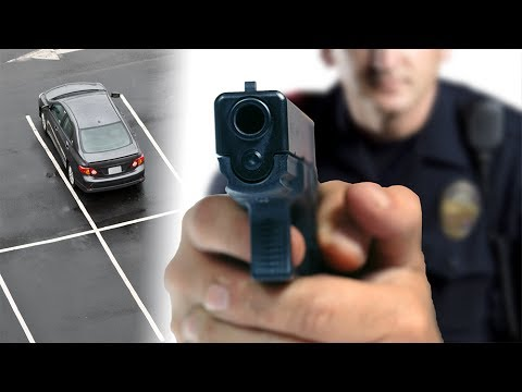 Make Out Session Turns Into Shooting After Cop Shows Up