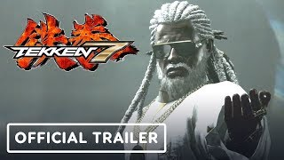 Tekken 7 - Official Leroy Smith & Zafina Reveal Trailer