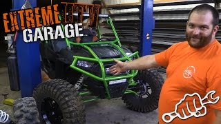 ORB Fabrication with Justin Pierpoint - Extreme UTV Garage EP1