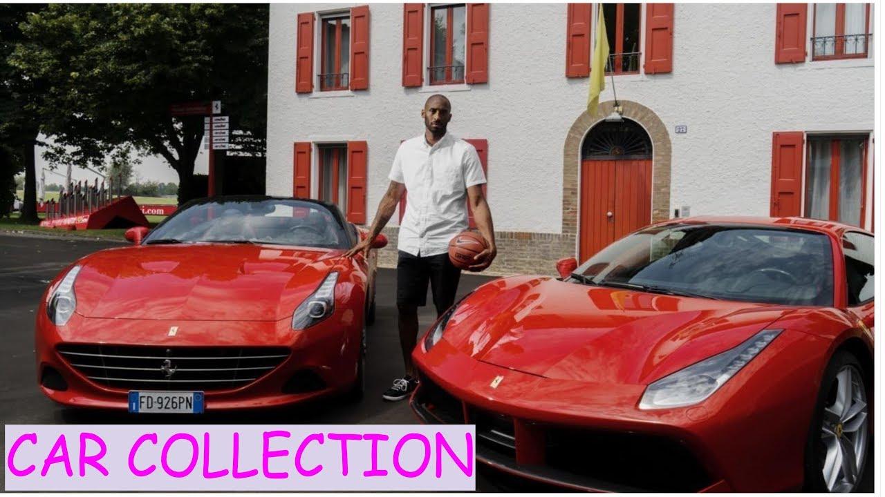 Kobe Bryant Cars >> Kobe Bryant Car Collection 2018