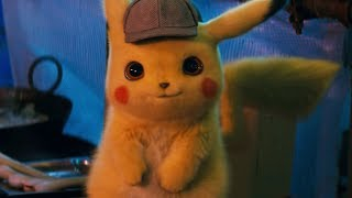 Detective Pikachu Trailer Reaction w/ TheKingNappy