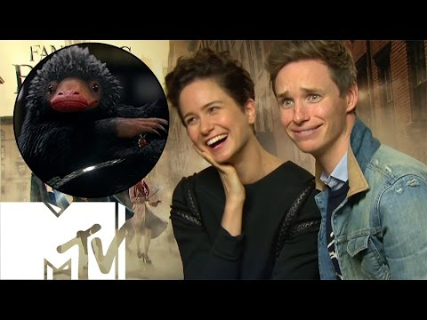 Fantastic Beasts And Where To Find Them Behind-The-Scenes | Fave Creatures | MTV
