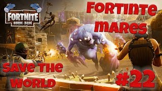 Save The World free va fii amanat! // FORTNITE MARES// Fortnite SaveTheWorld #22
