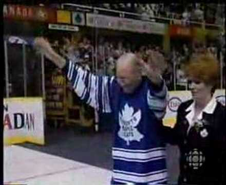 Maple Leaf Gardens Tribute