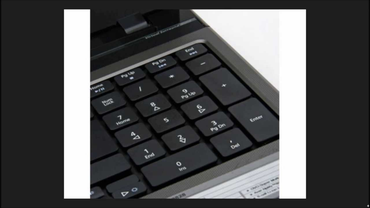 Notebook samsung com teclado numerico - Como Ativar Ou Desativar O Teclado Num Rico No Notebook