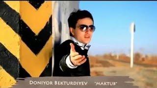 Doniyor Bekturdiyev Maktub Донийор Бектурдиев Мактуб (music version)