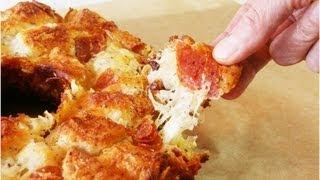 Pull-Apart Pizza Bread recipe
