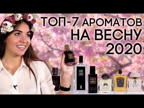 Подборка женской парфюмерии на весну 2020. Обзор универсальных весенних ароматов от Духи.рф