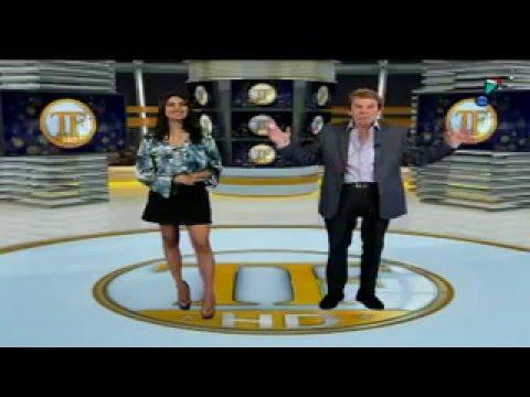 TRANSIÇÃO: Final da Rota da Notícia e Início do TV Fama | RedeTV! | TV Arapuã 05/1/16