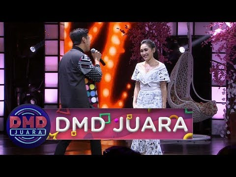 Asik Banget! Fandi Duet Sama Ayu Ting Ting [TUSHE DEKHU TO] - DMD Juara (16/10)