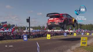 FIA Action of the Year - World Rally Championship