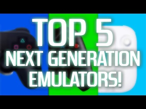 Top 5 NEW Emulators out in 2016!