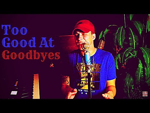 Too Good At Goodbyes - Sam Smith (Cover by Clay Newsom)