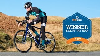 Road Bike Of The Year Winner - Specialized Roubaix Comp