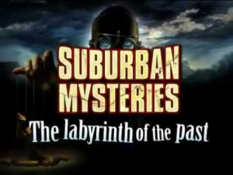 Suburban Mysteries: The Labyrinth of the Past Game Download