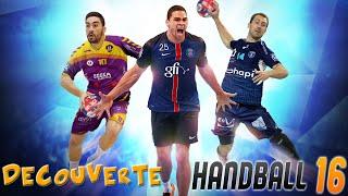 Découverte | Handball 16