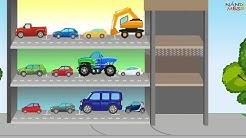 Parkolóház mese