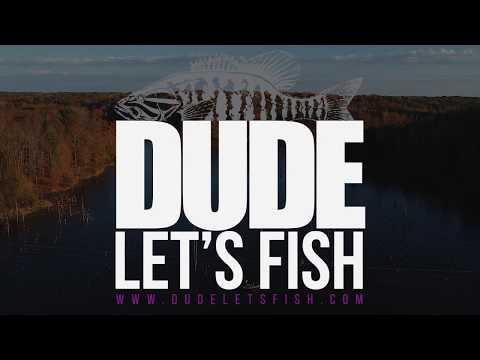Fishing Sandy River Reservoir, VA (Trailer)