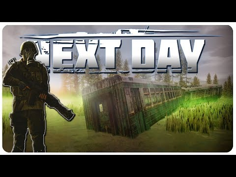 Choosing A Faction n' Radiation Bears! | Next Day Survival Gameplay MMO