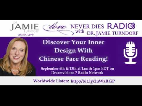 Discover Your Inner Design With Chinese Face Reading! with Bestselling Author Jean Haner