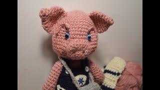 Сборка свинки: урок №5