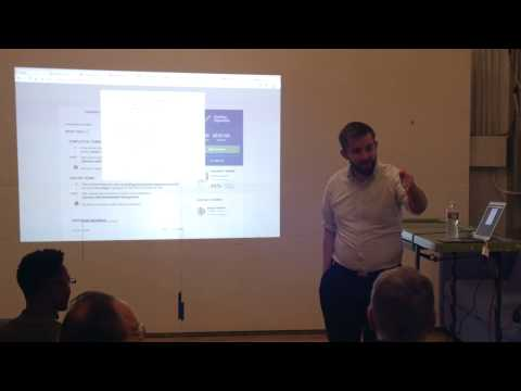 SF Bitcoin Devs Seminar: SmartContracts with Sergey Nazarov