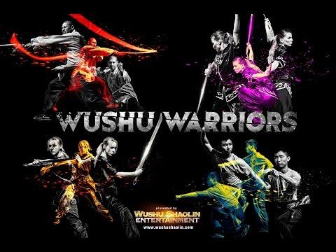 Wushu Warriors Live - Chaminade School - West Hills CA