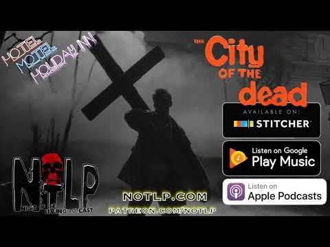 Dead Gamers and The City of the Dead (AKA Horror Hotel)