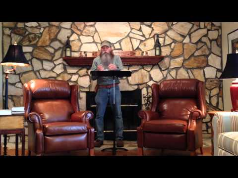 """""""Jesus is The Living & Written Word of God"""" by Mike McCrary"""