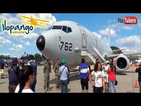Show Aéreo Ilopango 2019 | Como se vivió el espectáculo El Salvador