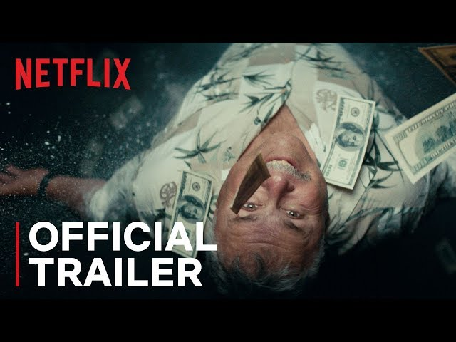 THE LEGEND OF COCAINE ISLAND | Official Trailer | Netflix